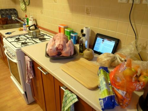 thanksgiving in prague