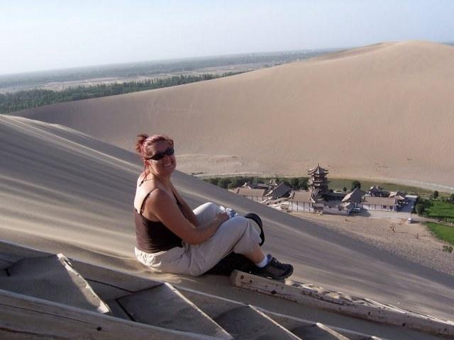 mingsha-dune