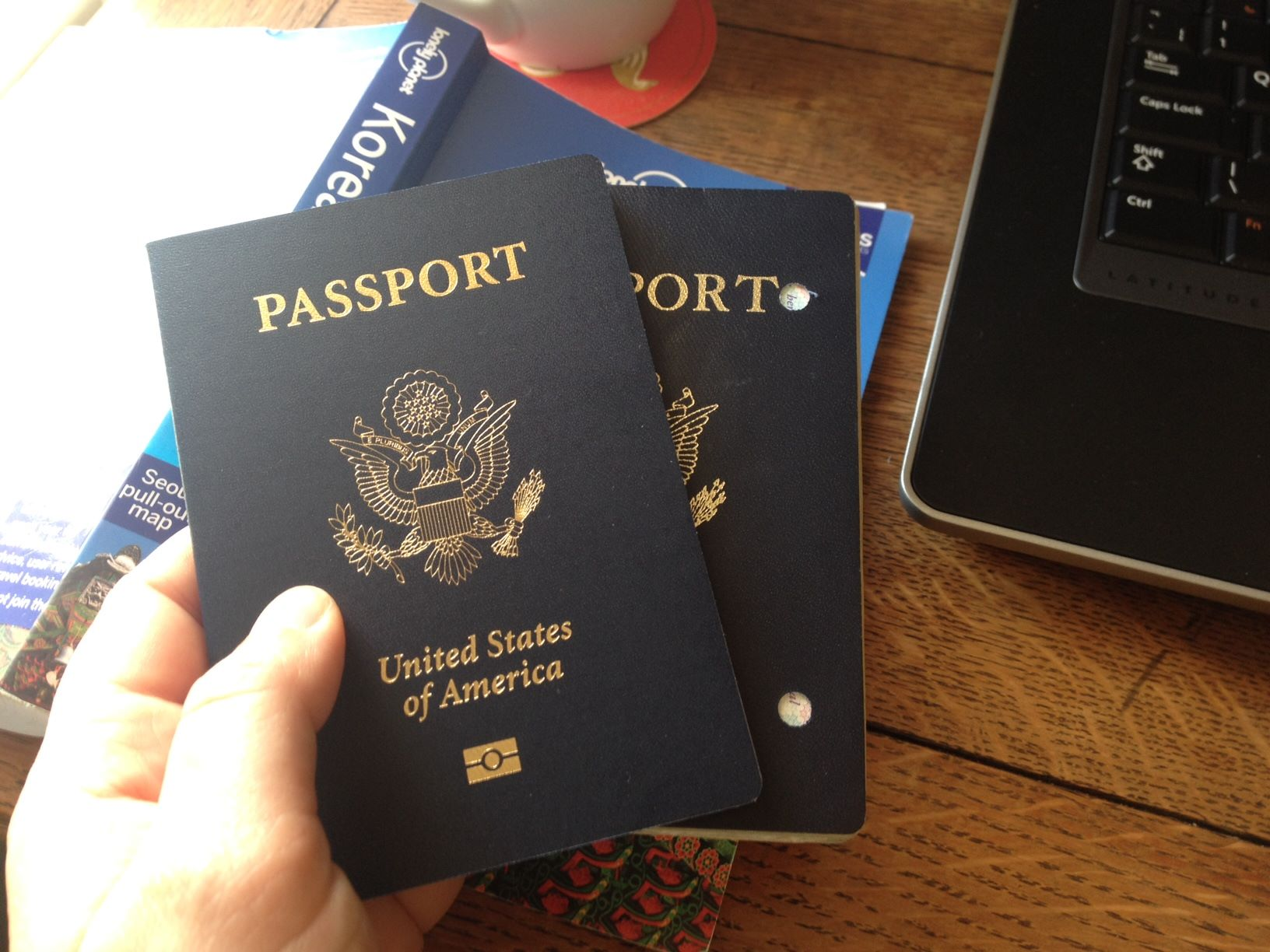a new passport and 10 years of travel memories u2013 gypsytracks