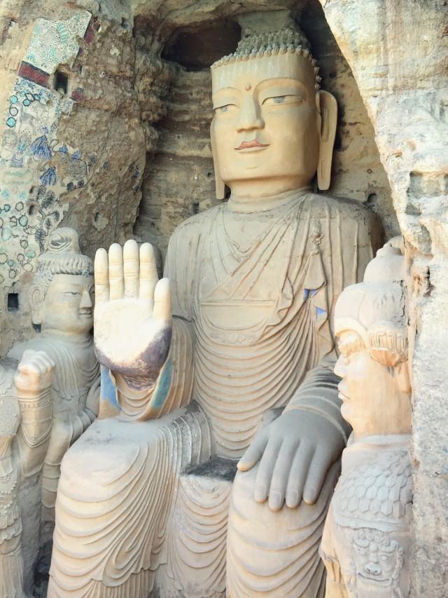 tiantishan grottoes