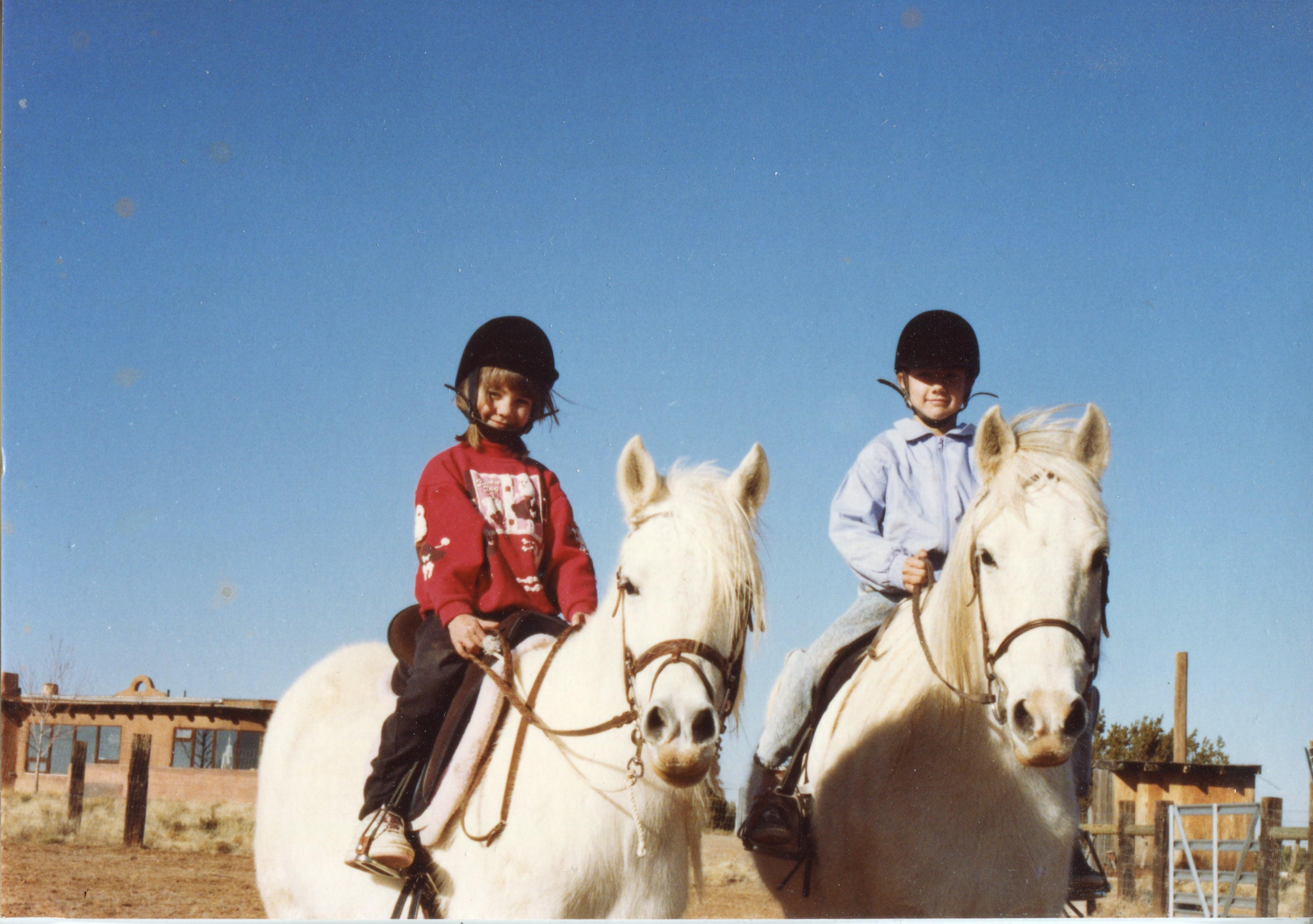 Girls Ponies 1